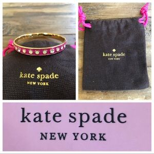 Kate Spade Bangle new without tag